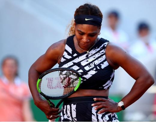 Serena Williams knocked out of the French Open by 20-year-old American, Sofia Kenin