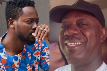'I really wasn't done making him proud' - Adekunle Gold pens touching tribute to his dad