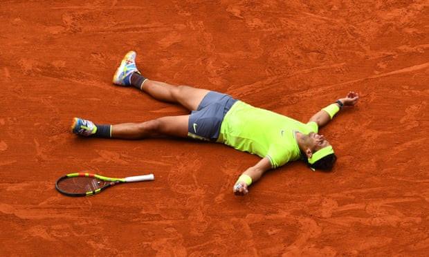 5cfd3be0b8b57 - Spanish Tennis Champion, Rafael Nadal wins 12th French Open Title