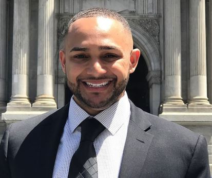 Philadelphia's first openly gay deputy sheriff, Dante Austin found dead