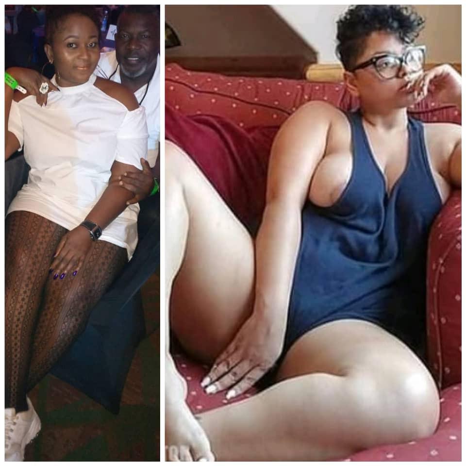 5d04c8980796f - 'A cheating man will cheat regardless of how you dress at home' – Nigerian women drag Ejike Asiegbu's wife