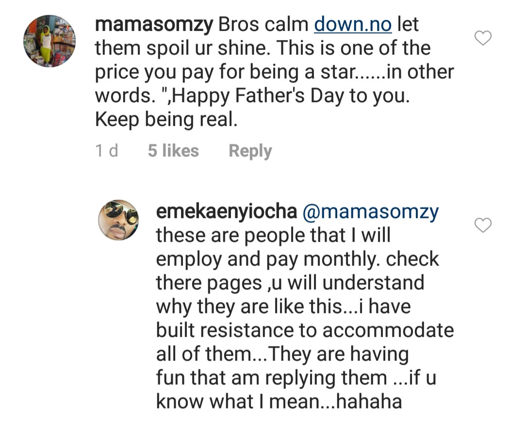 5d07765907f39 - Actor, Emeka Enyiocha Slams Trolls Who Complained About Quality Of His Pictures