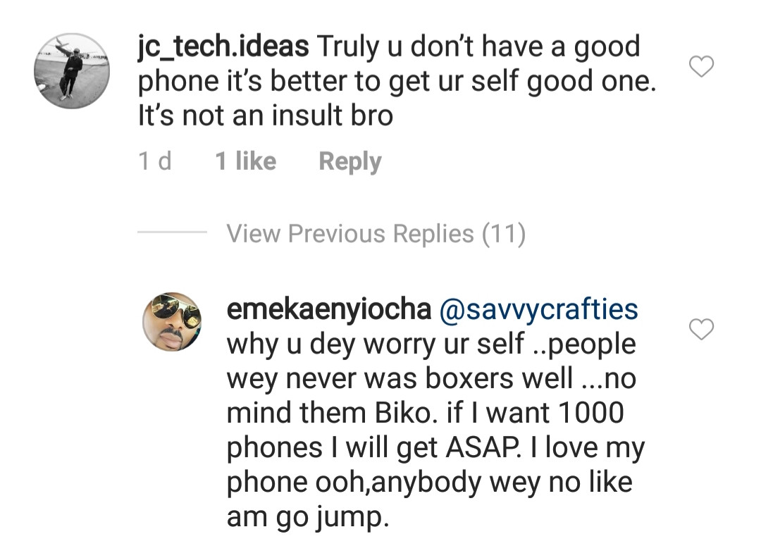 5d0776664c4fe - Actor, Emeka Enyiocha Slams Trolls Who Complained About Quality Of His Pictures