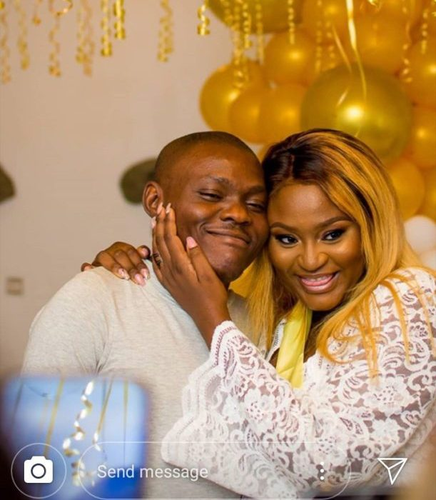 Nollywood actor Gbemisola Gomez and hubby Temi Gomez lose their son