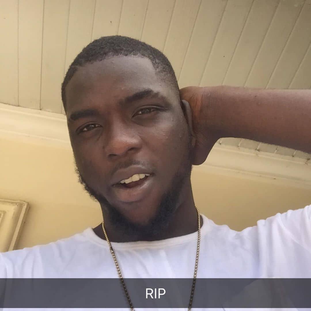 Upcoming Nigerian rapper Ziggy falls to his death in Lekki