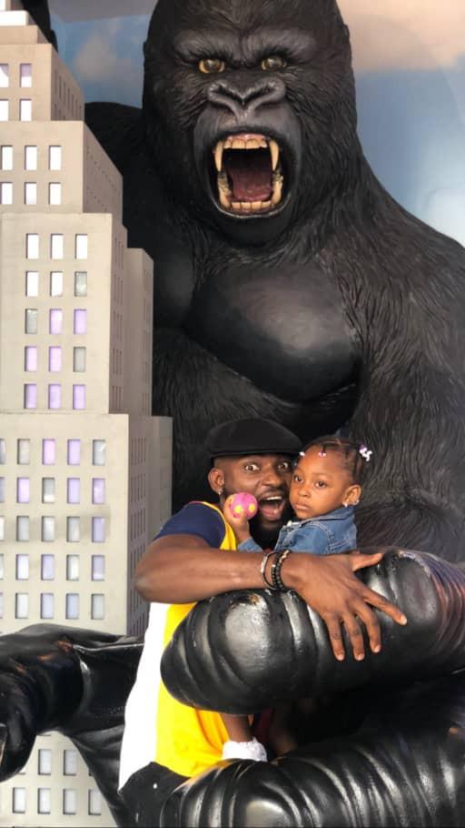 5d0d2e3dc9e9a - [Photos]: Osas Ighodaro and Gbenro Ajibade celebrate their daughter's 3rd birthday in the US