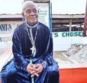 5d0e3c6922631 300x286 - 72-year-old Prophet Taken Into Custody For Secretly Burying A Young Lady He Impregnated