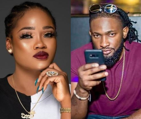 5d0fbc2899f70 - 'Dem go experience convulsion if I start to dey talk about Cee-C now' – Uti Nwachukwu reacts to Cee=C's latest endorsement deal