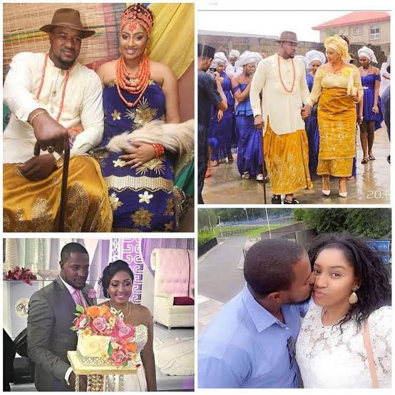 5d14660433a7f - 'I am happy, hurting and healing' – Ex-wife of Mofe Duncan says months after their divorce was made public