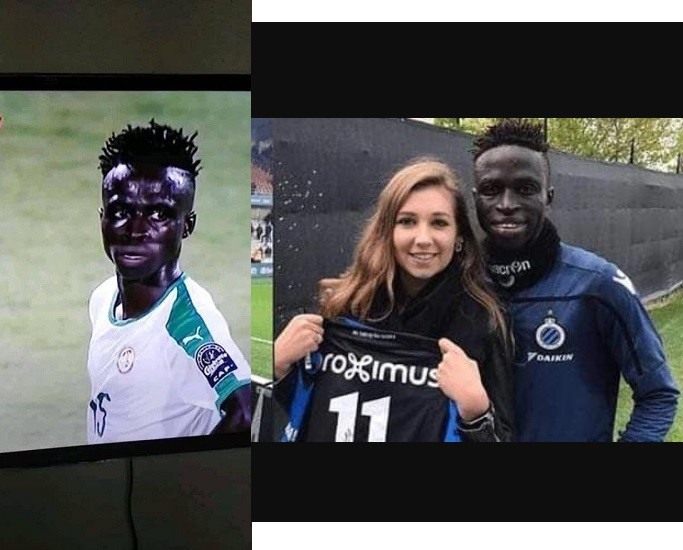 5d15bd64ac51d - 'It saddens me to see my African brothers making fun of my look' – Senegalese player Krepin Diatta