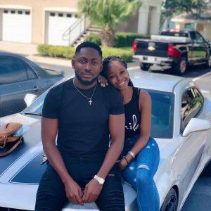 BBNaija Winner, Miracle Shows Off His New Girlfriend In New Video