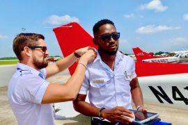 2018 BBNaija winner Miracle Ikechukwu qualifies as pilot in the US