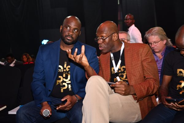 8b 600x400 - Africa Fintech Foundry Drives Technological Innovation At The 2019 Disrupt Conference, Rewards Tech Start-up winner with $10, 000
