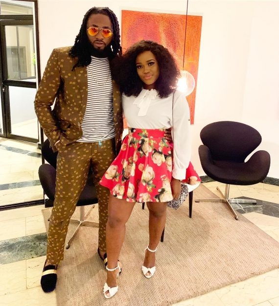 'She is the most successful 2018 housemate' - Uti Nwachukwu gushes about Cee-C