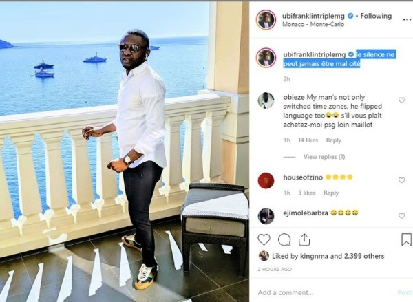 9537532 ubifranklinreplieshis4thbabymamaasshecallshimoutforgoingonvacationwithhermoneyunclesuru5 jpeg7c61ad476304b02eafe2e37553db8bb6 - Ubi Franklin replies his 4th baby mama who called him out for going on vacation while still owing her
