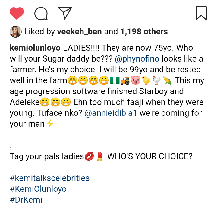 9543457 screenshot20190603152752 pngdfff0a291c62eadd07c797c2f75a1920 - 'Watch out Annie, Ladies Are Coming For Your Husband' – Kemi Olunloyo Warns