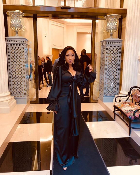 """9581499 1 jpeg83b5009e040969ee7b60362ad7426573 - """"Happiness Calls My Name"""" – Tonto Dikeh Stuns In Gorgeous Outfit [Photos]"""