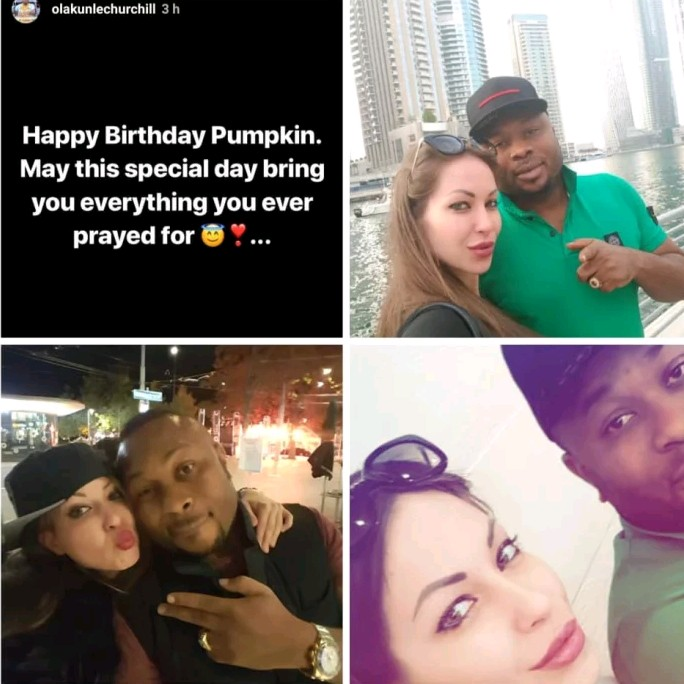 9586270 img20190609062244094 jpeg7bc1137ca4dce0cc6f23220b4efb77eb - Tonto Dikeh's Ex Husband, Olakunle Churchill Wishes Mystery Lady Happy Birthday