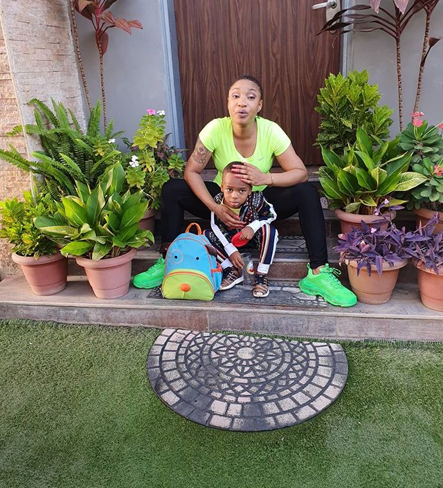 9630437 to   1 jpeg13415db0802e0a4277872a55d0aac9b7 - Tonto Dikeh Slams Troll Who Called Her Son A 'product Of 40 Seconds'