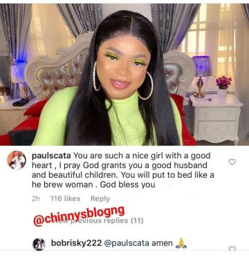 9649479 1560791075554 jpeg0474d5d1ff506d300893b9fbf320fc72 - Fan Prays With All His Heart For Bobrisky To Put To Bed