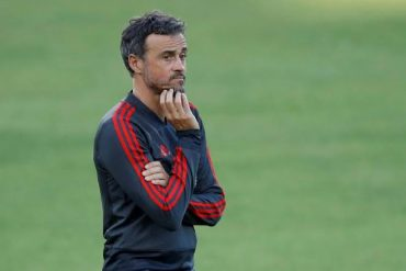 Luis Enrique Resigns As Spain Head Coach
