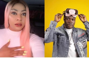 Upcoming Artist, Spec Do Threatens To Beat Up Nollywood Actress, Angela Okorie