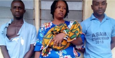 Police arrest man who sold his 3 weeks old baby for N150,000