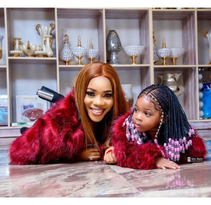 9715125 752cce8e9c5c2f8808ce3c16897bed96 jpegce3f4879ef3f4e40432dc3a7e8a6484b - [Photos]: Nollywood actress Bukola Adeeyo celebrates her daughter Janell as she turns 2