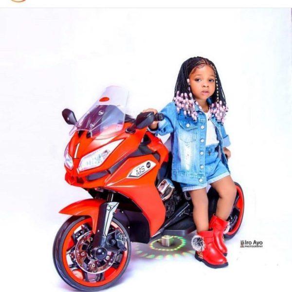 9715128 c3098e5ba5da03dac87f1c11993ba448 jpeg60bc94dd20d699f7a6b5b92e9fcb09c5 - [Photos]: Nollywood actress Bukola Adeeyo celebrates her daughter Janell as she turns 2