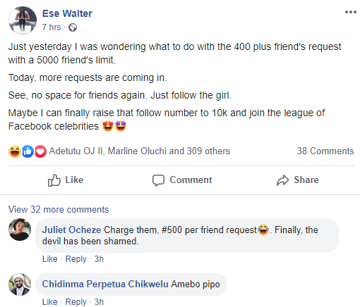 Ese Walter Who First Publicly Accused Pastor Fatoyinbo Of Rape Speaks
