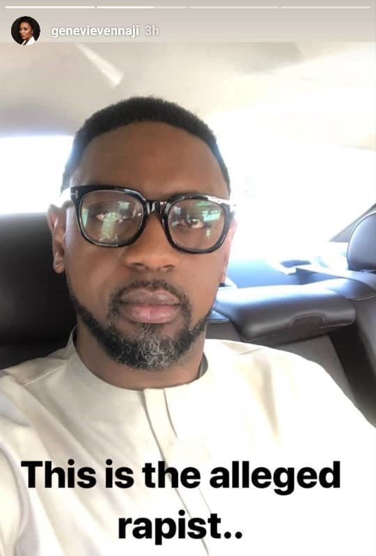 9734625 5d17a9b94425f jpeg jpeg16bff6184a2bb0bbccba6dd9a3946b80 - 'This Is The Alleged Rapist, His Name Is Biodun Fatoyinbo' – Genevieve Reacts