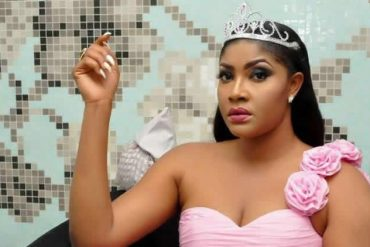 Bloody Pictures Of Actress Angela Okorie Emerge As 14 Pellets Of Bullet Were Allegedly Removed From Her