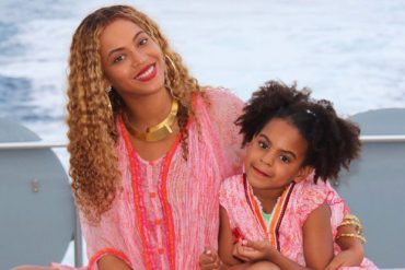 [VIDEO]: Beyonce's Daughter, Blue Ivy Performs Traditional African dance At Her Recital