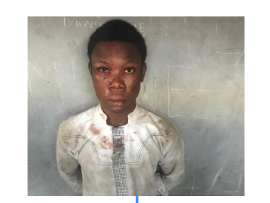 Capture 28 - [Photo]: Hours after he was employed, maid murders his employer and her mother