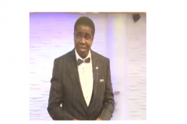 'It is not safe for you to marry any man who doesn't show commitment financially' - Bishop Abioye