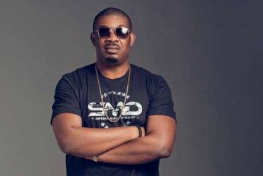 Don Jazzy Shares Pre-Wedding Photos