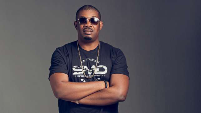 Don Jazzy replies a troll on Twitter