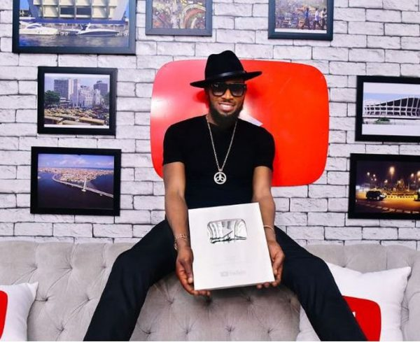 Dbanj 1 600x489 - D'Banj Gets First Nollywood Role In 'Sugar Rush'