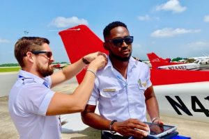 BBNaija Winner, Miracle Bags Certification As An Instrument Rated Pilot