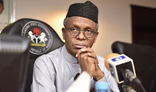 'It's The Worst Kind Of Evil' — El-Rufai Condemns Kaduna Church Attack