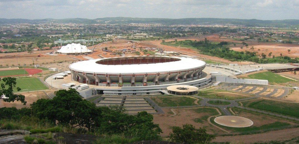 National Stadium Abuja - Breaking: President Buhari Renames Abuja National Stadium to MKO Abiola Stadium