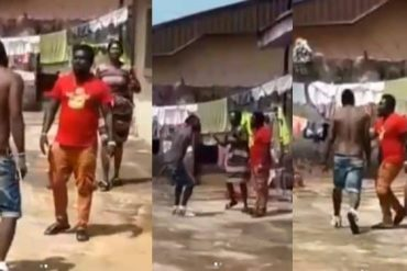 [VIDEO]: After 13 Years, Man Returns To Nigeria To Discover His Sister Did Not Build His House