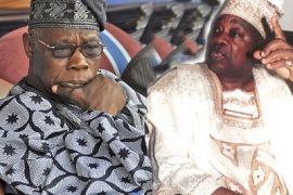 ''Obasanjo Was One Of The Architects Of June 12 Annulment'' Abiola's Running Mate, Kingibe, Breaks Silence