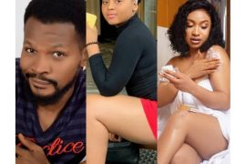 Regina Daniels: Uche Maduagwu drags Tonto Dikeh in new post