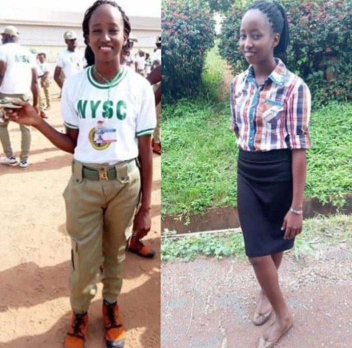 [Photo]: Ekiti corper dies moments after complaining of headache