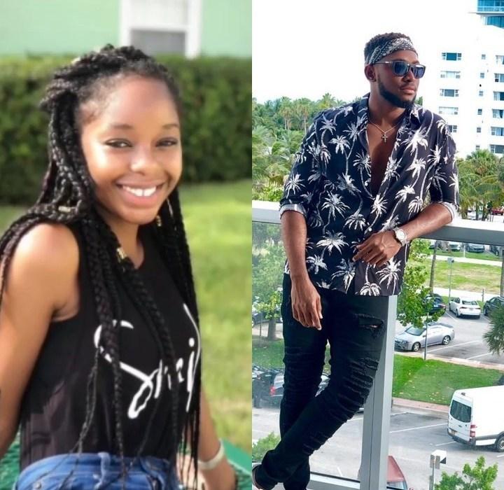 [VIDEO]: BBNaija Winner, Miracle Shows Off His Girlfriend In New Video