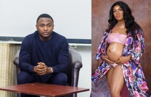 Ubi Franklin's 4th Baby Mama, Sandra Iheuwa, Reacts After He Shared That He Made N10 Billion In 7 Years