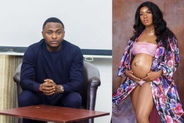 Ubi Franklin and Sandra Iheuwa