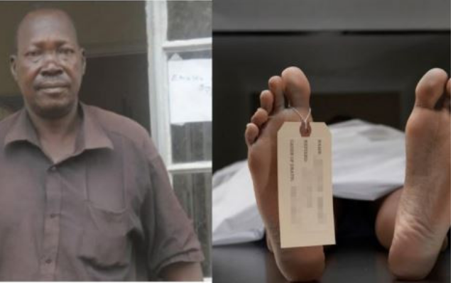 'Dead bodies do not complain and are humble' - Mortuary attendant on why he loves his job