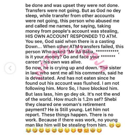 Screenshot 20190605 1420452 - Alibaba Mocks Troll Who Lost Money To Fraudsters
